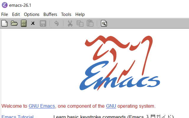 windows emacs